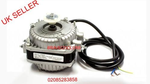 25W High Quality Cold Room, Cooler, Chiller Fan Motor - 324419901657